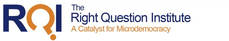 Right Question Institute, Inc. Logo