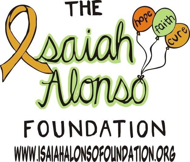 Isaiah Alonso Foundation Logo