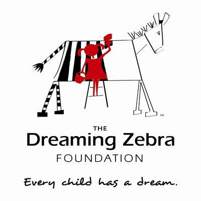 The Dreaming Zebra Foundation Logo