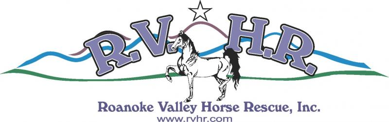 Roanoke Valley Horse Rescue Inc Logo