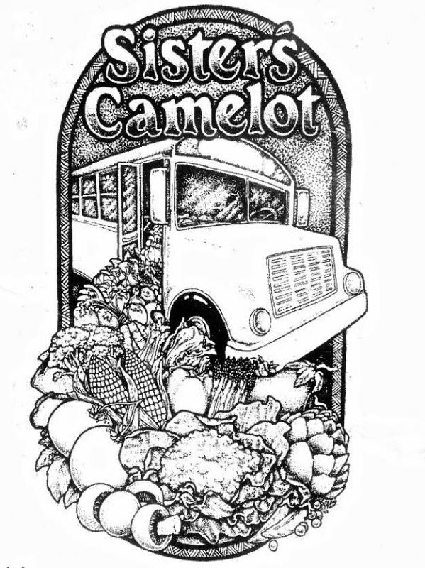 Sisters' Camelot Logo
