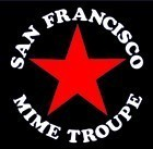 San Francisco Mime Troupe Logo