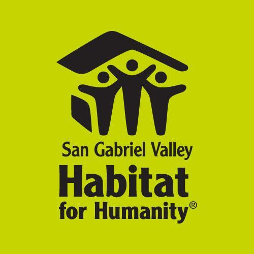 San Gabriel Valley Habitat for Humanity Logo