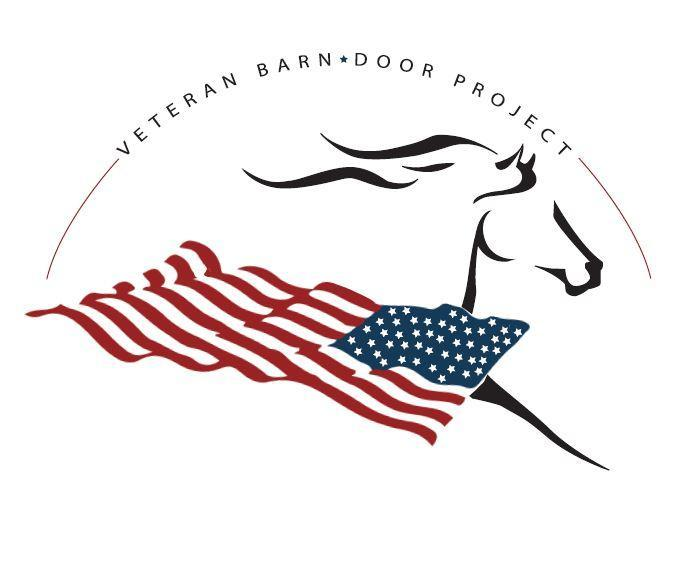 The Veteran Barn Door Project Inc. Logo