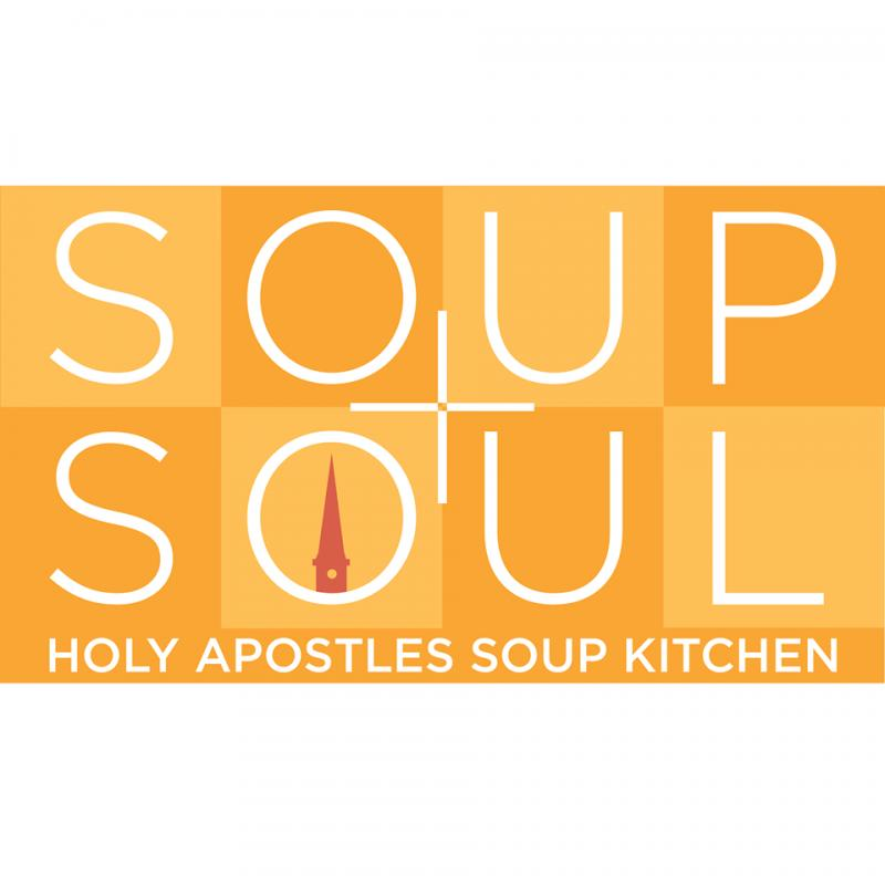 Holy Apostles Soup Kitchen Logo