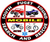 South Puget Sound Mobile Search and Rescue Logo