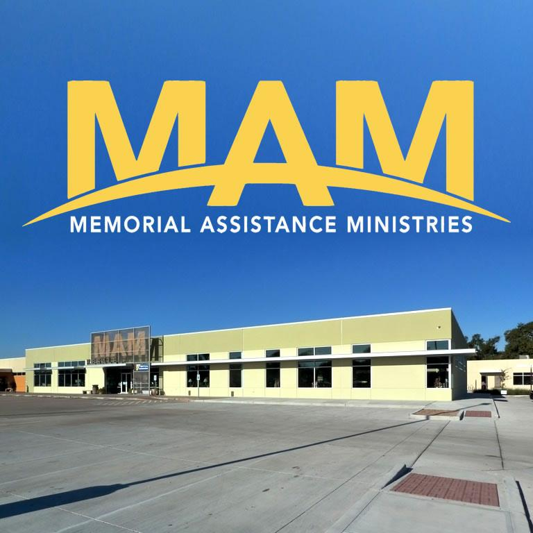MEMORIAL ASSISTANCE MINISTRIES INC Logo