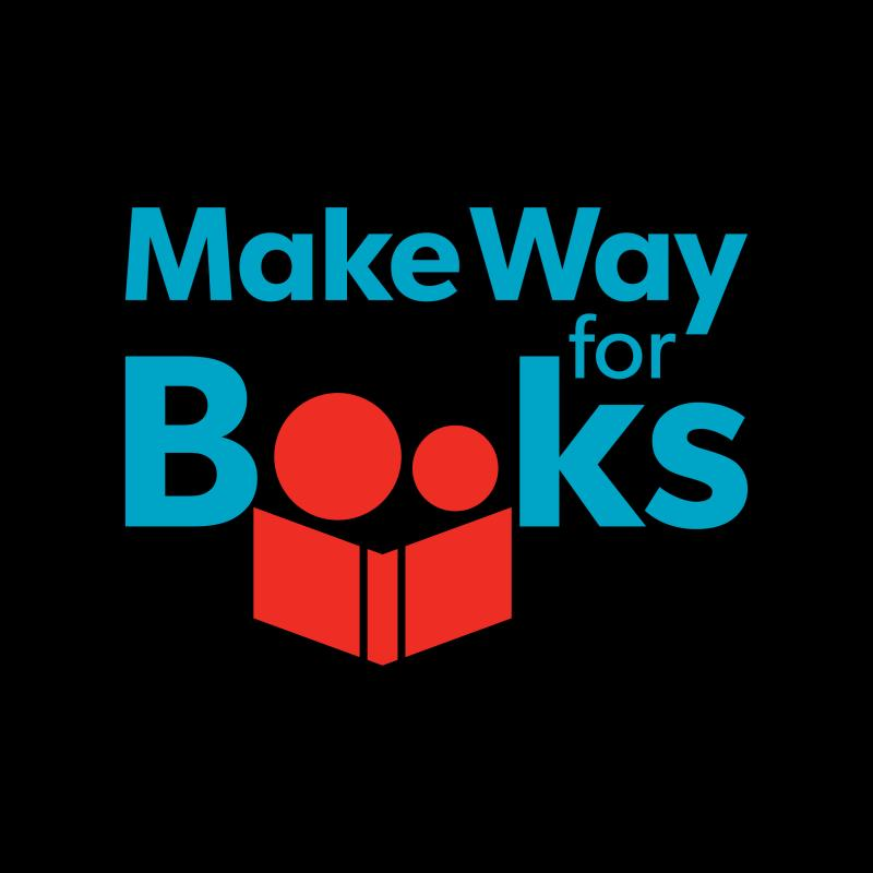 Make Way For Books Logo