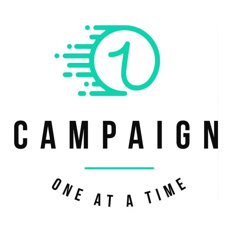 Campaign One At A Time Logo