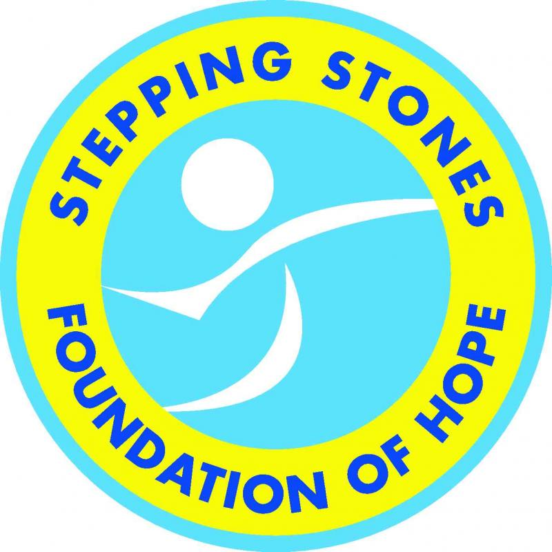 Stepping Stones Foundation of Hope Logo