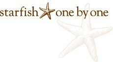 Starfish One by One Logo