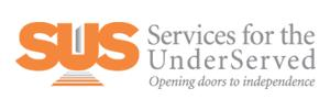 Services for the UnderServed (SUS) Logo