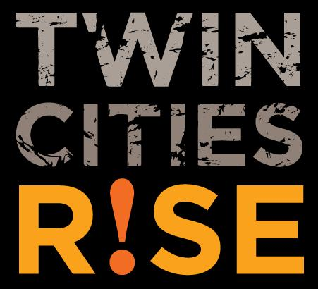 Twin Cities R!SE Logo