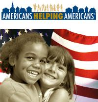 Americans Helping Americans Logo