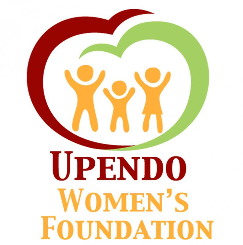 Upendo Womens Foundation Logo