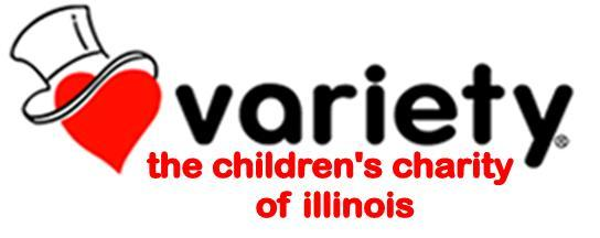 Variety the Children's Charity of Illinois Logo