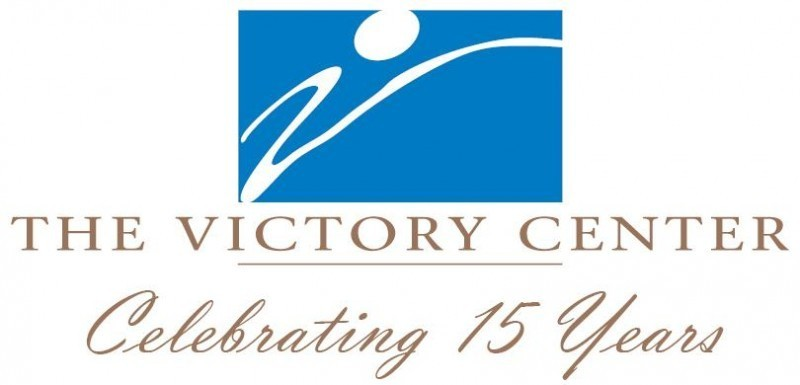 The Victory Center Logo