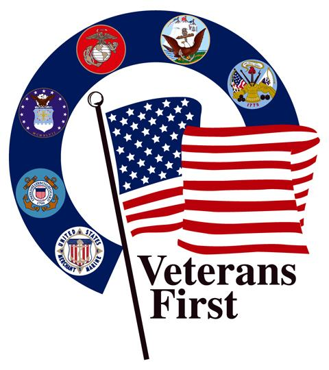 Veterans First Logo