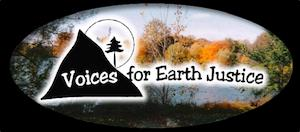 Voices For Earth Justice Logo