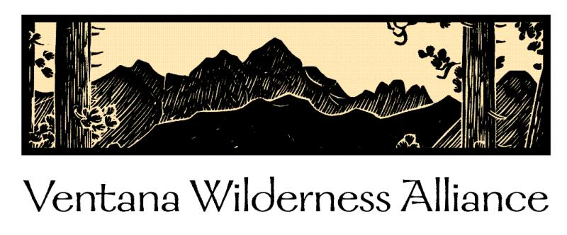 Ventana Wilderness Alliance Logo