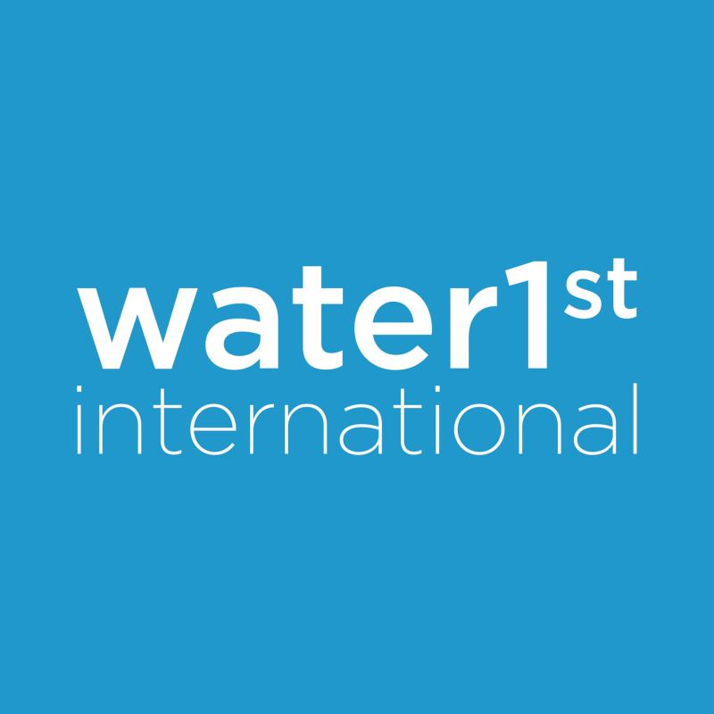 Water1st International Logo