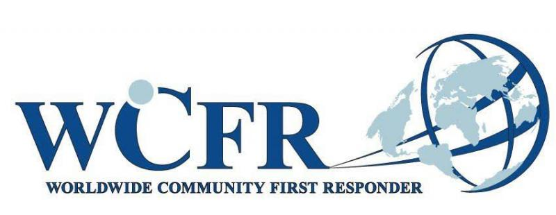 Worldwide Community First Responder Logo