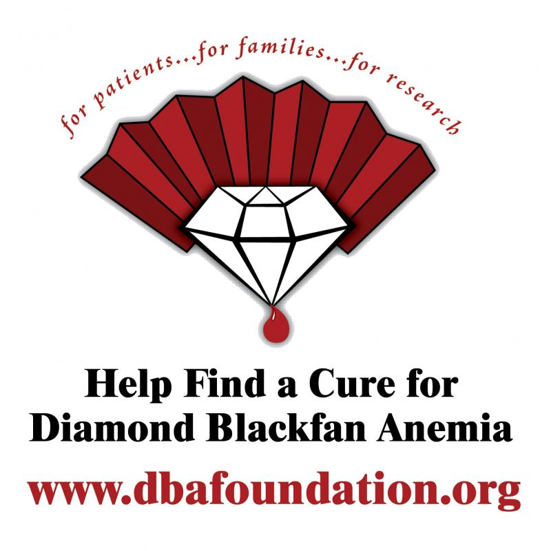 Diamond Blackfan Anemia Foundation Logo