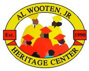 Al Wooten Jr. Youth and Adult Cultural-Educational Center Logo