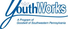 YouthWorks, a Program of Goodwill of Southwestern PA Logo