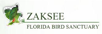 Zaksee Florida Bird Sanctuary Inc. Logo