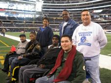 Gridiron Heroes Spinal Cord Injury Organization