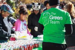 Green Team Helping Hands Inc