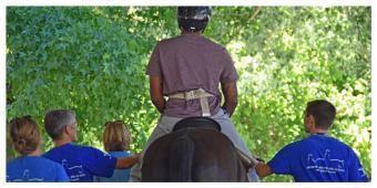 NCEFT - National Center for Equine Facilitated Therapy