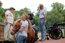 Hope Springs Equestrian Therapy Inc
