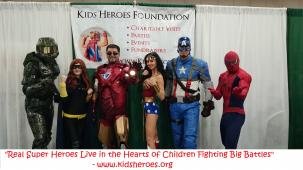 KIDS HEROES FOUNDATION