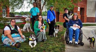 Psychiatric Service Dog Partners