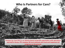 Partners For Care Inc