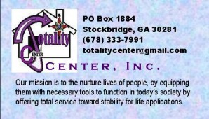 Totality Center, Inc.