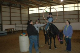 Victory Reins Therapeutic Riding Center