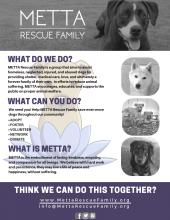 METTA Rescue Family, Inc