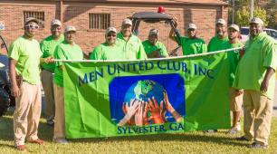 MEN UNITED CLUB INC