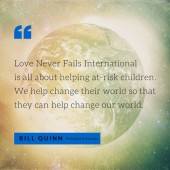 Love Never Fails International Inc