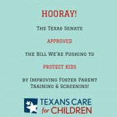 Texans Care for Children, Inc.