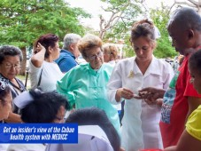 Medical Education Cooperation With Cuba