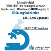 Huntington's Disease Society of America, Inc.