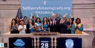 Tell Every Amazing Lady About Ovarian Cancer Foundation Louisa M. McGregor Ovarian Cancer Foundation