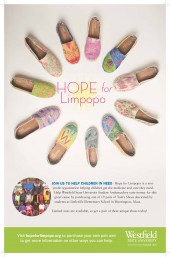 HOPE FOR LIMPOPO INC