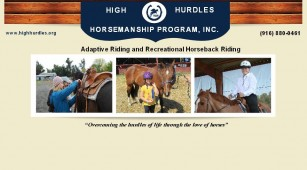 High Hurdles Horsemanship Program
