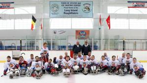 Long Island Sled Hockey Inc. - For the Differently-abled Athlete