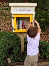 Little Free Library Ltd